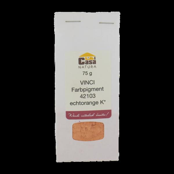 VINCI Pigment echtorange K*